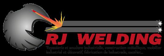 RJ Welding logo