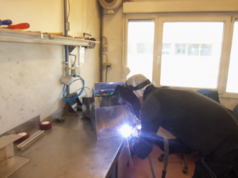 WELDING AND INDUSTRIAL PIPING